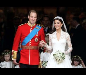 Os cinco anos do casamento de William e Kate