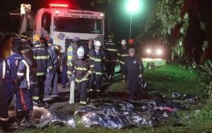 Aluna perde ônibus e se salva de acidente que matou ao menos 18 universitários