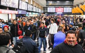 Para evitar filas e atrasos, Aeroporto de Congonhas abre uma hora antes