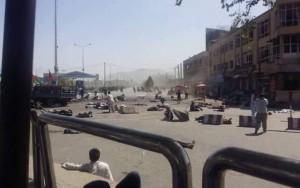Homem-bomba ligado ao Estado Islâmico mata ao menos 80 em ataque no Afeganistão