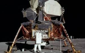 Como uma caneta hidrográfica salvou do desastre a primeira missão humana à Lua