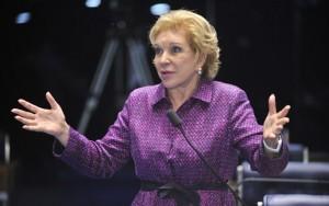 PMDB oficializa candidatura de Marta Suplicy à prefeitura de São Paulo