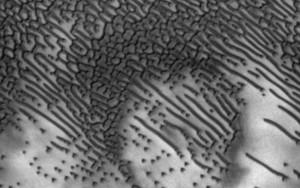 """Projeto da Nasa decifra """"mensagem em código morse"""" na superfície de Marte"""