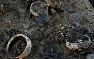 """Arqueólogos descobrem """"Pompeia britânica"""" em vilarejo destruído em incêndio"""