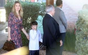 Michel Temer vai buscar filho na escola e irrita pais com movimentação