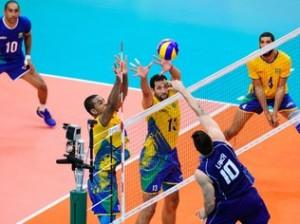 É ouro! Após duas pratas seguidas, vôlei masculino do Brasil leva o tri olímpico