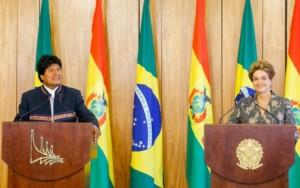 Presidentes aliados de Dilma prometem retaliações diplomáticas contra Temer