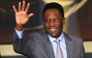 Por problemas de saúde, Pelé avisa que não vai acender a pira olímpica