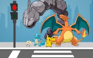Pokémon Go no Brasil faz Detrans lançarem alerta de segurança no trânsito