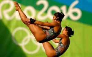 Sexo e briga na Vila Olímpica: dupla dos saltos ornamentais vai se separar