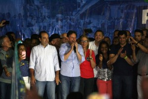 Crivella discursa após vitória e diz que vai 'construir o Rio dos nossos sonhos'