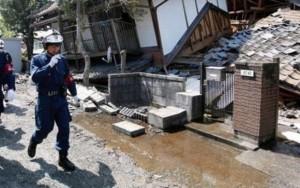 Terremoto no Japão deixa 40 mil casas sem energia