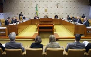 Maioria no STF decide que réus não podem presidir a Câmara ou o Senado