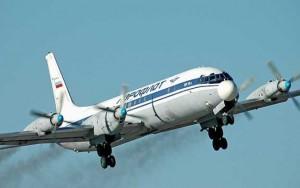 Avião militar russo sofre acidente na Sibéria com 39 pessoas a bordo