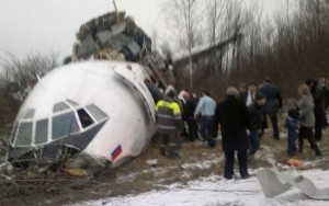 Queda de avião militar russo no Mar Negro não deixou sobreviventes