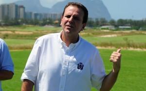 Justiça do Rio bloqueia bens de Eduardo Paes por obra dos Jogos Rio 2016