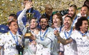 Com três de Cristiano Ronaldo, Real vence Kashima e fatura o Mundial de Clubes