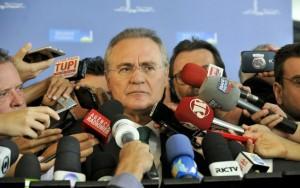 STF começa a julgar denúncias contra Renan Calheiros