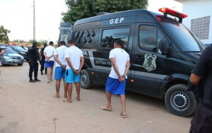 Líderes de rebelião no Rio Grande do Norte são transferidos
