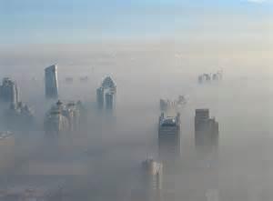 Pequim é 'engolida' por poluição em apenas 20 minutos