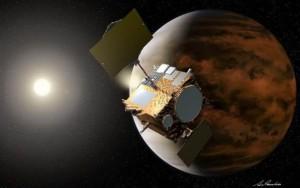 Cientistas identificam onda gravitacional gigantesca na atmosfera de Vênus