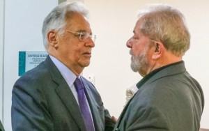 Em defesa de Lula, FHC presta depoimento a Sérgio Moro sobre acervo presidencial