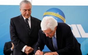 Rede apresenta recurso para que o STF reveja posse do ministro Moreira Franco
