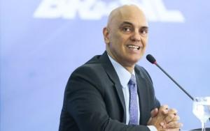 Alexandre de Moraes é empossado como ministro do Supremo Tribunal Federal