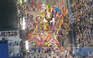 Após acidente, carnaval do Rio de Janeiro não terá escola rebaixada