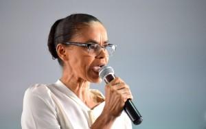Marina ressurge com discurso contra a corrupção e o foro privilegiado