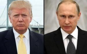 """Acusados de assédio e sexismo, Trump e Putin """"homenageiam mulheres"""""""