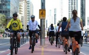 Prefeitura de São Paulo fará mudanças nas ciclovias e ciclofaixas