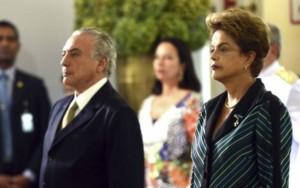 Parecer diz que chapa Dilma-Temer recebeu R$ 112 milhões de recursos irregulares