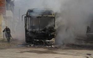 Polícia apreende explosivos perto de garagem de ônibus em Fortaleza