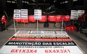 Funcionários do Metrô de São Paulo prometem nova greve para sexta-feira